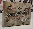 2013-14 ITG ENFORCERS II HOCKEY Hobby Box