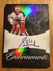 2012-13 Grant Fuhr Enshrinements THE CUP auto 50 OILERS