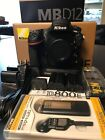Nikon D800E 363MP Digital SLR Camera With Battery Grip Extra Battery+