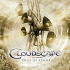 CLOUDSCAPE - VOICE OF REASON  CD NEW+