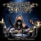 ASTRAL DOORS - NOTES FROM THE SHADOWS (DIGIPAK)  CD NEW+