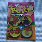 Vintage 1973 Popeye Puzzles Games - Set of 4 - Pinballs - New in Package