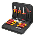 S#Wiha 12 Piece Professional Electrical Electrician's Tool Set 9300-025 Steel