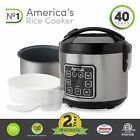 Aroma Housewares ARC-914SBD 8-Cup Cooked Digital Cool-Touch Rice Cooker