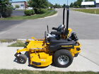 2016 HUSTLER SUPERZ COMMERCIAL ZERO TURN LAWN MOWER NA 139157