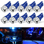 JDM ASTAR 10x T10 White PX SMD LED License Dome Marker Lights Bulbs 194 168