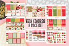 Classic Christmas Planner stickers Weekly Kit Happy Planner Erin Condren sticker