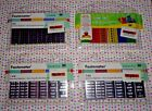 Fastenater Staple Bars 4 Packs SESAME STREET Thank You x2  Charms UNUSED MIP