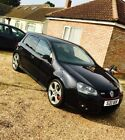 LARGER PHOTOS: Golf gti mk5 DSG.  **Fully loaded**