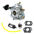 Carburetor Carb Set w Acce For Type BR500 BR550 BR600 Backpack Blower C1Q S183