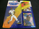1992 STARTING LINEUP SLU ALBERT BELLE INDIANS ROOKIE BOOK VALUE $15