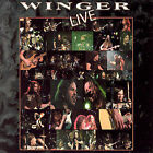 Live Kip Winger Band 2 CD  Factory Sealed Rare OOP New 80's Hair Metal not DVD