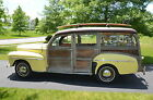 1948 Ford Station Wagon Super Deluxe 1948 Ford Super Deluxe Woody Station Wagon