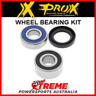 ProX 23-S110020 BMW R1100 S 2001-2004 Front Wheel Bearing Kit