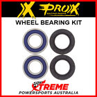 ProX 23-S110070 Gas-Gas MC125 MX MARZOCCHI 2002-2003 Front Wheel Bearing Kit