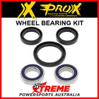 ProX 23-S110080 KTM 640 LC4E SUPER MOTARD 2002 Front Wheel Bearing Kit
