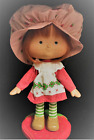 STRAWBERRY SHORTCAKE Danbury Mint Porcelain Collector Doll  with Box
