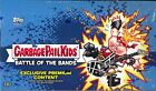 2017 Garbage Pail Kids Battle of the Bands COLLECTOR BOX New SEALED!!