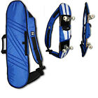 OZEL SKATE PACK, SKATEBOARD SHOULDER PACK, BLUE RACER, TRAVEL PACK