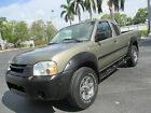 2002 Nissan Frontier xe 4x4 below $5700 dollars