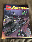 Lego 7787 Batman The Bat Tank The Riddler and Banes Hideout Instrustions ONLY