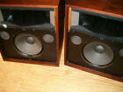Vintage Pair of Altec 846B Speakers for The Stereo Audiophile
