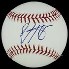 """Choice Bryce Harper """"Rookie Ball"""" Signed Autographed OML Baseball PSA #R21323"""
