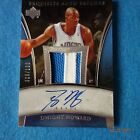 DWIGHT HOWARD 2006 UD EXQUISITE AUTO PATCHES AP-DH