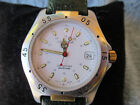 Great Condition Certina DS Turtle Back 100M Quartz Sapphire Crystal Watch