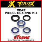 ProX 23.S111017 Suzuki DR-Z400S 2005-2016 Rear Wheel Bearing Kit