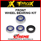 ProX 23.S111067 Suzuki DR125S 1982-1983,1986-1988 Front Wheel Bearing Kit