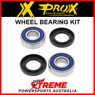 ProX 23.S112010 Moto Guzzi 1000 QUOTA 1991-1997 Front Wheel Bearing Kit