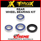 ProX 23.S112031 Hyosung GT250 COMET 2002-2014 Rear Wheel Bearing Kit