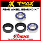 ProX 23-S110009 KTM 50 SXR SENIOR 1997-1998 Rear Wheel Bearing Kit