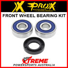 ProX 23.S113009 Suzuki TU250X 1997-1999 Front Wheel Bearing Kit