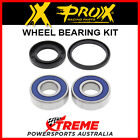 ProX 23.S113080 Honda VT750DC BLACK WIDOW 2001-2002 Front Wheel Bearing Kit