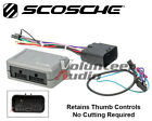 98 2013 Harley Touring Radio Install Adapter With Thumb Control Interface Stereo