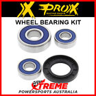 ProX 23.S114055 Yamaha XV250 VIRAGO 1989-2017 Rear Wheel Bearing Kit