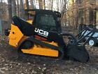 2013 JCB 300T Skid Steer with Bradco MM60 Forestry Mulcher