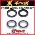 ProX 23.S115070 Aprilia RXV550 2006-2009 Front Wheel Bearing Kit