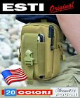 Millitary Molle Tactical Pocket Pouch Holder Sleeve Belt Cover Waist For Phone