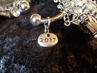 Is 2017 Your YEAR 2017 Tag Charm for your Weight Watchers Keychain