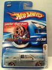Hot Wheels Nissan Titan lot x8 2006 first editions faster than evermore