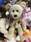 TY beanie babies BIG APPLE NY GIFT FAIR EXCLUSIVE EXCELLENT CONDITION MINT TAG