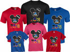NEW DISNEY FAMILY VACATION 2018 T SHIRTS WITH CUSTOM NAMES