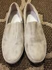 Belle by Sigerson Morrison Sneakers Silver  white 195 Size 8