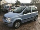 2009 FIAT PANDA DYNAMIC CAT D WITH V5