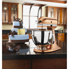 KitchenAid 5-Qt. Stand Mixer Professional Beater Artisan Metallic Satin Copper
