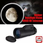 Outdoor DayNight Vision 40X60 HD Optical Monocular Hunting Hiking Telescope NEW