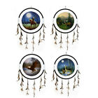 Giant 26 Dream Catcher Indian Deer Eagle Wolf Feathers Fur Beads Gift You Pick